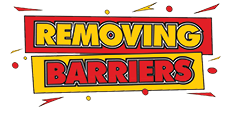 Removing Barriers Logo